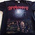 Baphomet   The Dead Shall Inherit T-shirt