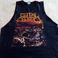 Guttural Secrete  Reek of Pubescent Despoilment  Sleeveless-Shirt