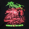 Severe Punishment    Cancer Of The Earth     T shirt