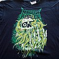 Nuclear Assault   Mexico Tour 2011 T-shirt