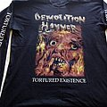 Demolition Hammer  Tortured Existence  L-Shirt