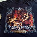 Hate Eternal   Conquering the Throne  T-shirt