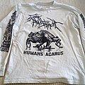 Severe Punishment  Human acarus L-shirt