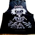Sinister    Diabolical Summoning Tshirt sleeveless (hand painted)