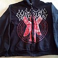 Vader   World Incantation Tour 1993   Hooded Top Hooded Top