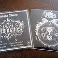 Athanatos    Rottem Tomb  7 Eps Tape / Vinyl / CD / Recording etc