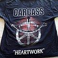 Carcass    Heartwork L-shirt