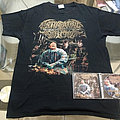 Extirpating The Infected - TShirt or Longsleeve - Extirpating the Infected   Beheading the Dead T-Shirt and CD