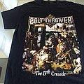 Bolt Thrower  The IVth Crusade  T Shirt