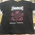 Praise The Flame - TShirt or Longsleeve - Praise the Flame      Manifest Rebellion T-Shirt