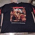Carcass - TShirt or Longsleeve - Carcass  Symphonies of Sickness L-Shirt