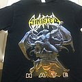 Sinister  HATE  T shirt