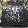 Kiss - TShirt or Longsleeve - Kiss    Kiss Army Sleveless Shirt