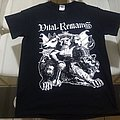 Vital Remains   King of Hell TShirt