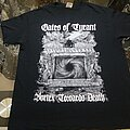 Gates Of Tyrant - TShirt or Longsleeve - Gates of Tyrant   Vortex Towards Death  T-shirt