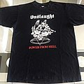 Onslaught   Power from Hell T-Shirt
