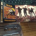 M.O.D.   Gross Misconduct  (C) 1989 Tape  Tape / Vinyl / CD / Recording etc