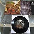 Decrepitaph / Humiliation   7 Vinil The Carnal Slumber / Enemy's Perimeter Tape / Vinyl / CD / Recording etc