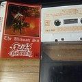 Ozzy Osbourne    The Ultimate Sin (C) 1986  Tape Tape / Vinyl / CD / Recording etc