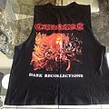Carnage - TShirt or Longsleeve - Carnage   Dark Recollection Sleveless Shirt