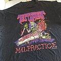 Testament   Malpractice  T-Shirt