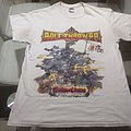 Bolt Thrower  Realm of Chaos: Slaves to Darkness white T-Shirt
