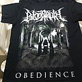 Bloodtruth    Obedience TShirt