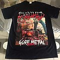 Exhumed - TShirt or Longsleeve - Exhumed  Gore Metal: A Necrospective 1998-2015 T-Shirt
