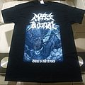 Mass Burial   Soul's Necrosis T-Shirt