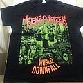 Terrorizer - TShirt or Longsleeve - Terrorizer  World Downfall  T-shirt