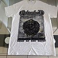 Entombed A.D.  Back to the Front  Shirt (White)