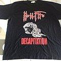 Hellfire    Decapitation T-shirt