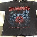 Decapitated - TShirt or Longsleeve - Decapitated   The First Damned  T-Shirt