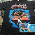 Sepultura - TShirt or Longsleeve - Sepultura    Schizophrenia USA Tour T-Shirt
