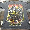 Kiss - TShirt or Longsleeve - Kiss     Gene simmons  Gray T-Shirt