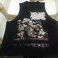 Severe Torture   Slaughtered  Sleeveless Shirt