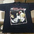 Motley Crue  Dr. Feelgood USA gira T-Shirt
