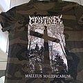 Centinex  Malleus Maleficarum  T-Shirt  (military mimetized) Album 1996