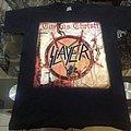 Slayer - TShirt or Longsleeve - Slayer   Corpus Christi  (Texas 19/02/1987)  T-Shirt