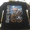Iron Maiden  L-Shirt Nordic Tour 2006