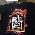 SANTIAGO METAL FESTival - TShirt or Longsleeve - Santiago Metal Fest  2013  T-shirt