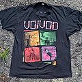 '89 Voivod Nothingface shirt