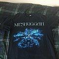Meshuggah Nothing Shirt
