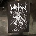 Watain backpatch