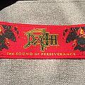 Death - Patch - Death strip patch