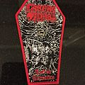 Carnal Tomb - Patch - Carnal tomb coffin patch