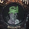 Death - Patch - Death patch
