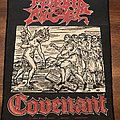 Morbid Angel - Patch - Covenant backpatch 1994