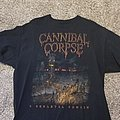 Cannibal Corpse Skeletal Domain Tour TS XL