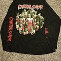 Cannibal Corpse The Bleeding LS XL
